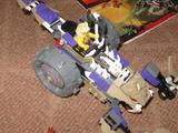 Лего Ниндзяго Разрушитель Клана